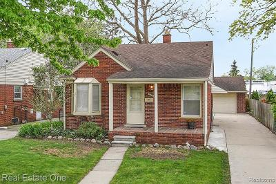 Dearborn Single Family Home For Sale: 2064 Cornell St