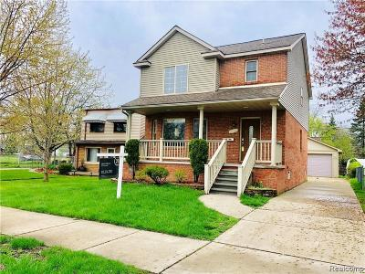 Dearborn Heights Single Family Home For Sale: 26122 Hass St