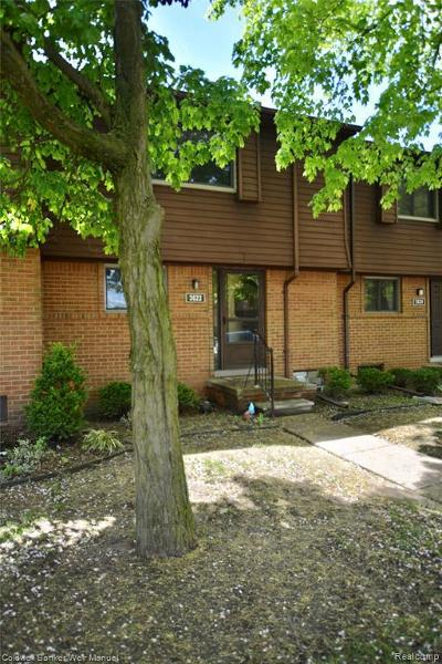 Troy Condo/Townhouse For Sale: 3622 Old Creek Rd