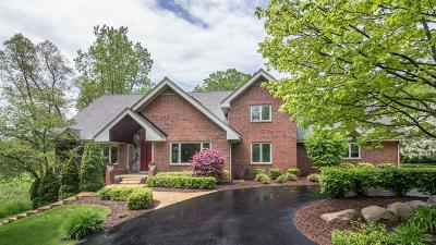 Northville Single Family Home For Sale: 7335 Curtis Rd