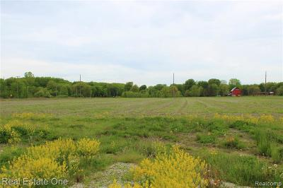Residential Lots & Land For Sale: Palms Rd