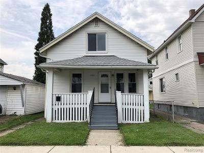 Wayne Single Family Home For Sale: 11623 Lumpkin St