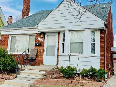 Dearborn Single Family Home For Sale: 4984 Ternes St