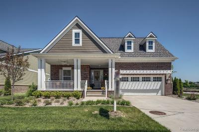 Canton Single Family Home For Sale: 49488 Hancock St