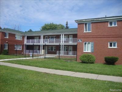 Detroit Multi Family Home For Sale: 11700 Morang