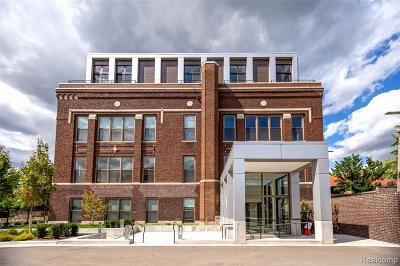 Wayne Condo/Townhouse For Sale: 1454 Townsend