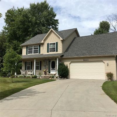 Kimball  Single Family Home For Sale: 5840 Anna Dr