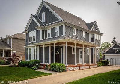 Royal Oak Single Family Home For Sale: 1119 Mohawk Ave