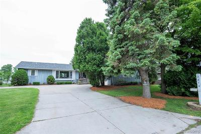 St. Clair Single Family Home For Sale: 2810 Riverwood Crt