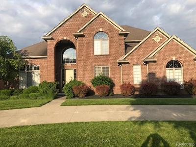 Troy Single Family Home For Sale: 6888 Dakota Dr