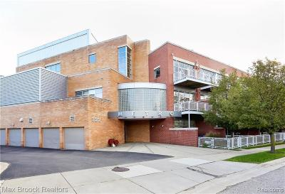 Royal Oak Condo/Townhouse For Sale: 322 E Harrison Unit #30 Ave