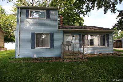 Troy Single Family Home For Sale: 2042 Milverton Dr