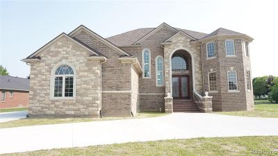 Sterling Heights Single Family Home For Sale: 4578 Allegheny Dr