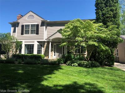 Birmingham Single Family Home For Sale: 1021 Donmar Crt