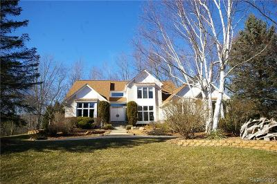 Rochester Single Family Home For Sale: 5215 Stonehenge Dr