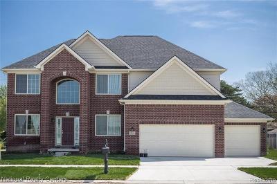 Lake Orion Single Family Home For Sale: Waldon Meadows Crt