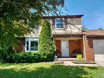 Southfield Single Family Home For Sale: 27715 Aberdeen St