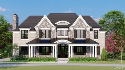 Birmingham Single Family Home For Sale: 1586 Redding Rd
