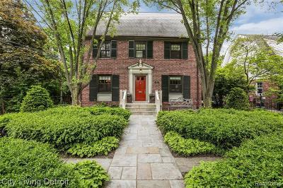 Pleasant Ridge Single Family Home For Sale: 41 Ridge Rd