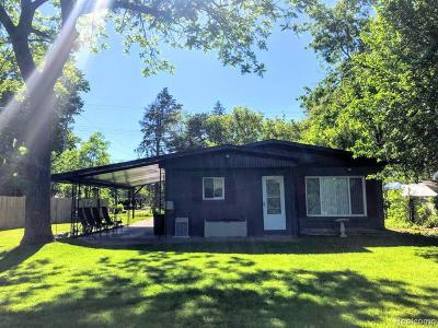 Lake Orion Single Family Home For Sale: 300 Orion