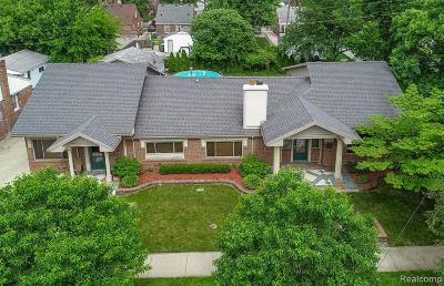 Dearborn Single Family Home For Sale: 2024 N Silvery Ln