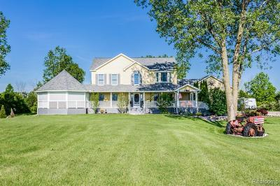 St. Clair Single Family Home For Sale: 3989 North Rd