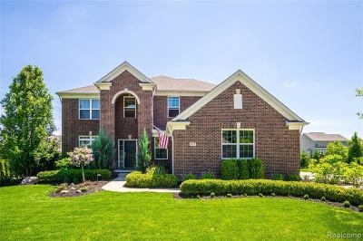 Clarkston Single Family Home For Sale: 4417 Middlesboro