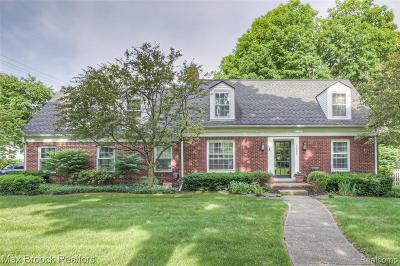 Birmingham Single Family Home For Sale: 1382 Birmingham Blvd