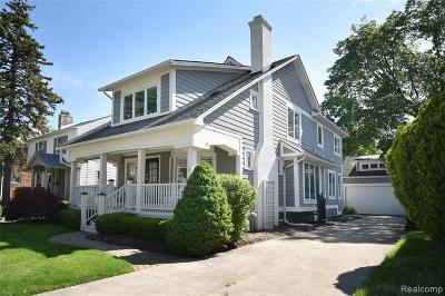 Birmingham Single Family Home For Sale: 983 Chester St