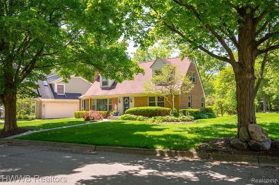 Birmingham Single Family Home For Sale: 1628 Latham St