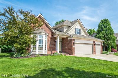 Wayne Single Family Home For Sale: 33201 Crooks St