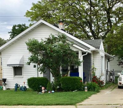 Eastpointe Single Family Home For Sale: 23746 Lambrecht Ave