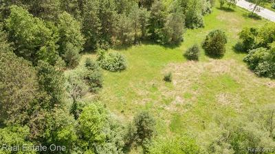 Rochester Residential Lots & Land For Sale: Orion