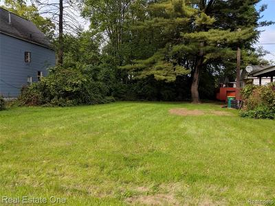 Oakland Residential Lots & Land For Sale: 441 Emerson Ave