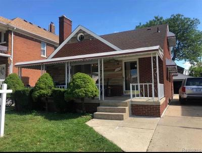 Dearborn Single Family Home For Sale: 7266 Kingsley St