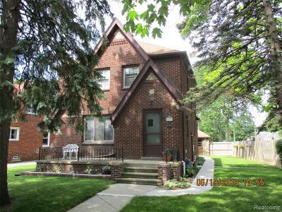 Trenton Single Family Home For Sale: 2604 Chelsea St