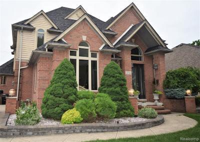 Trenton Single Family Home For Sale: 2718 Edsel St