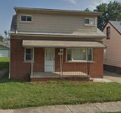 Warren Single Family Home For Sale: 8489 Jewett Ave