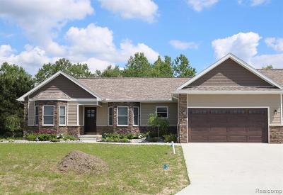 Montrose Single Family Home For Sale: Dodge Rd