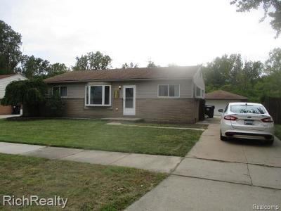 Woodhaven Single Family Home For Sale: 26538 Willow Cv