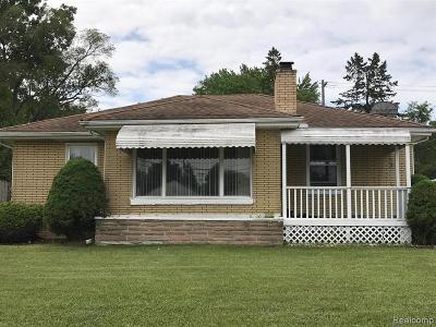 Warren Single Family Home For Sale: 3138 Morrissey Ave