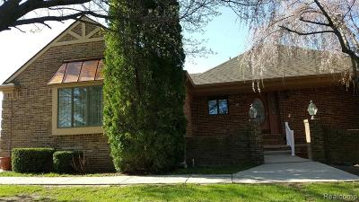 Romeo, Richmond Single Family Home For Sale: 27900 Bordman Rd