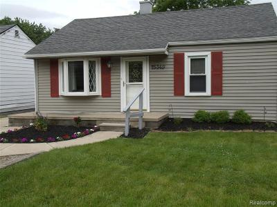 Southgate Single Family Home For Sale: 15349 Flanders St