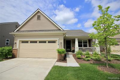 Lake Orion Condo/Townhouse For Sale: 3570 E Madison Ave