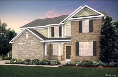 Canton Single Family Home For Sale: 8520 Elmont Cir