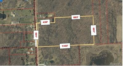 Residential Lots & Land For Sale: Church Lot 3 Rd