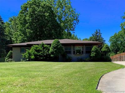 Chesterfield  Single Family Home For Sale: 31326 Sikon St