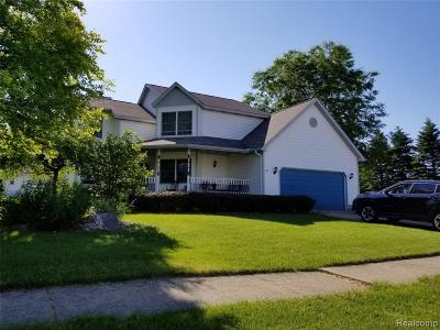 Lapeer Single Family Home For Sale: 4152 Atwell