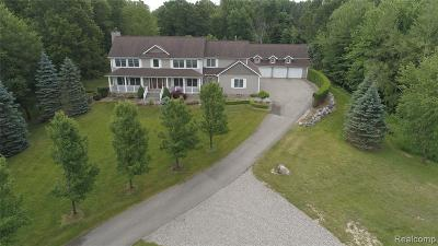 Single Family Home For Sale: 2716 Lake George Rd