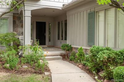 Oakland Condo/Townhouse For Sale: 4752 Morris Lake Cir